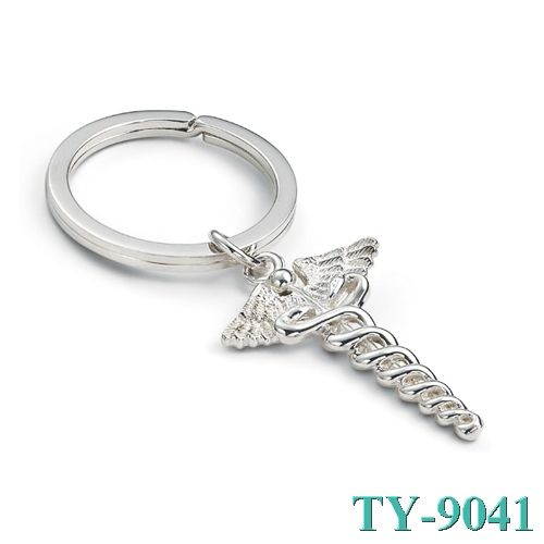 Tiffany and co Circle Fly Wing Key Ring jewelry This Tiffany Jewelry Product Features: Category:Tiffany & Co Key Ring Material: Sterling Silver Manufacturer: Tiffany And Co Tiffany Key Ring is now popularly worn by young fashionable girls as well as mature traditional women. Tiffany and Co Jewelry is accumulated with altered abstracts to advance added designs this season.