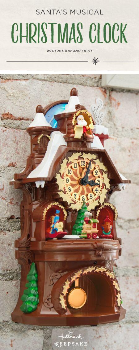 Best 25+ Christmas clock ideas on Pinterest | The nightmare ...