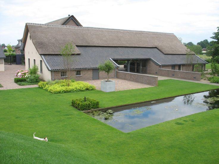 17 beste idee n over boerderij tuin op pinterest boerderij landschapsarchitectuur veranda - Moderne landschapsarchitectuur ...