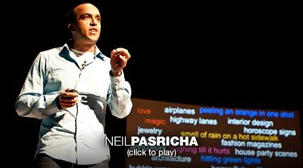 Neil Pasricha: The 3 A's of awesome  Neil Pasricha's blog 1000 Awesome Things savors life's simple pleasures, from free refills to clean sheets. In this heartfelt talk, he reveals the 3 secrets (all starting with A) to leading a life that's truly awesome.  (Filmed at TEDxToronto.)