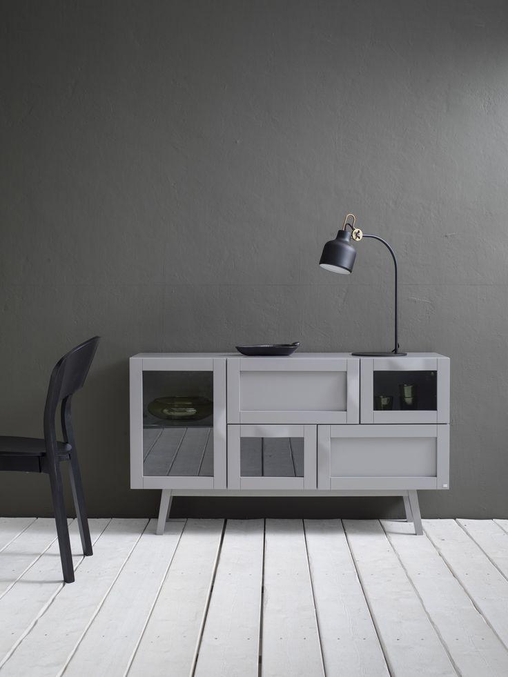 Swedish furnituredesign Rainbow collection by Hans K Design Markus Johansson