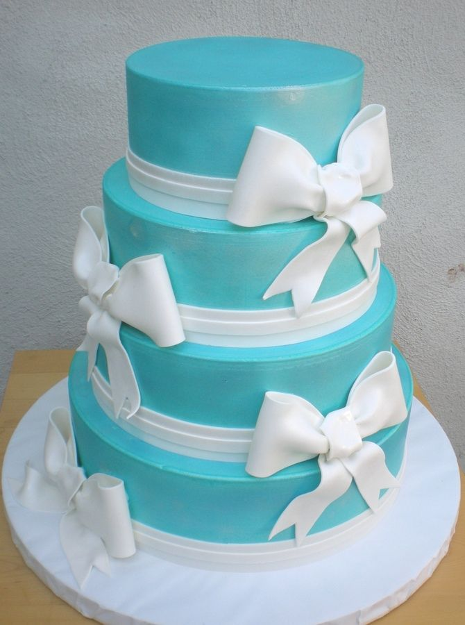 1000+ images about Tiffany Fondant Cakes on Pinterest ...