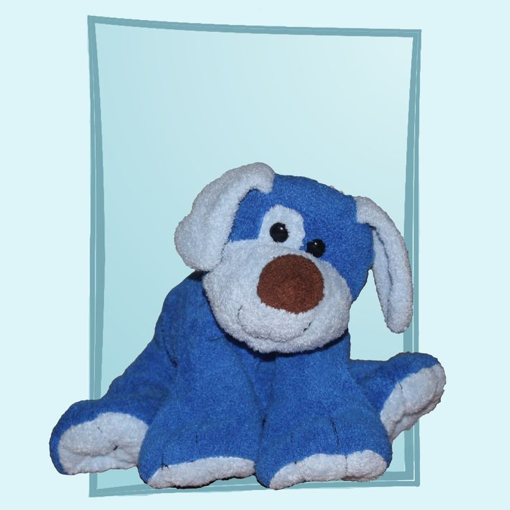 commonwealth blue puppy dog stuffed plush toy commonwealth plush pinterest toys plush and. Black Bedroom Furniture Sets. Home Design Ideas