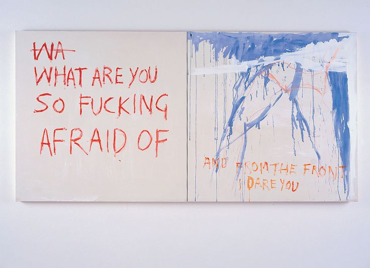 Tracey Emin                                                                                                                                                                                 More