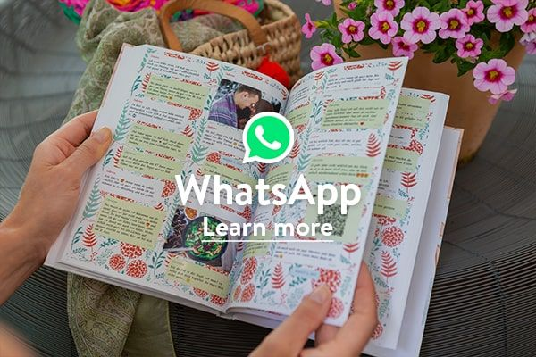 Zapptales Whatsapp Chat Book Create Your Own Book Book Gifts Diary Gift