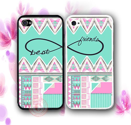 #Mint #Aztec #BFF #iPhone #Case