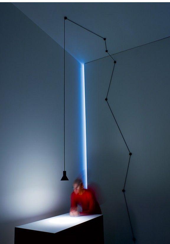 Pendant Light N-EURO by Davide Groppi x Beppe Merlano