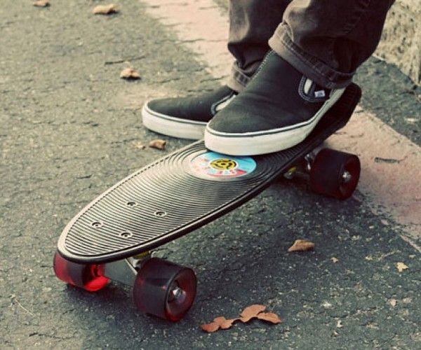 Stereo Vinyl Cruiser Board Daily Cool Gadgets Cruiser