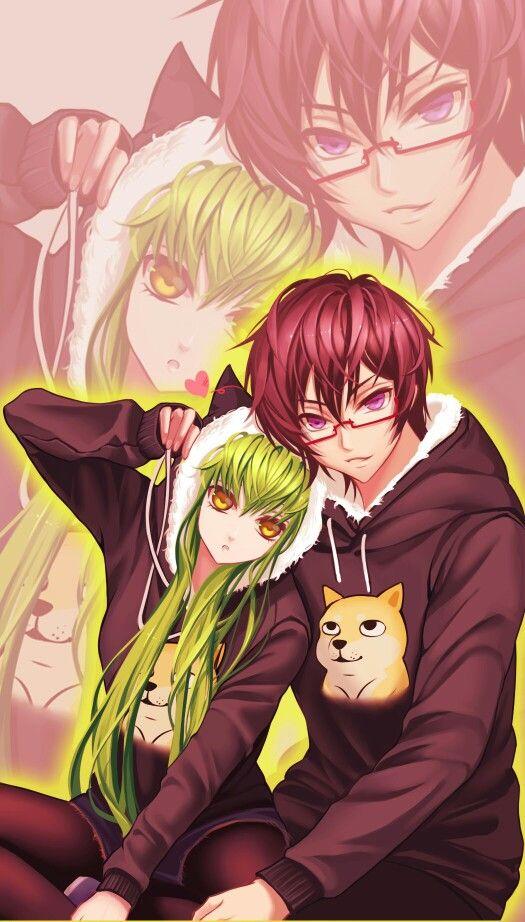 Pair Anime Code Geass