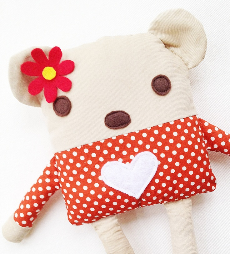Bear Sewing Pattern -