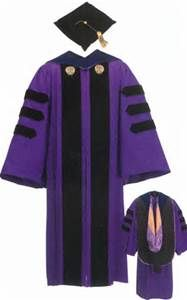 Doctoral Regalia by University - Bing images
