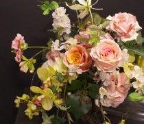 rozen bruidsboeket