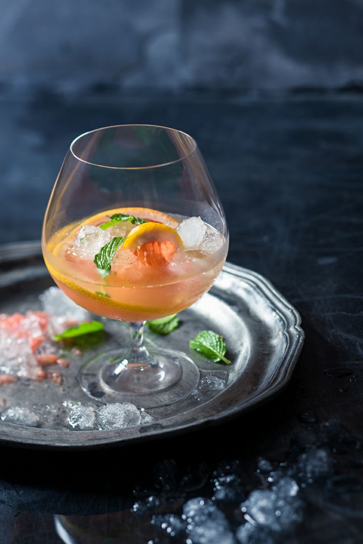 #Brandy #cocktails - Goldleaf #foodstyling #foodphotography #drinks #recipes