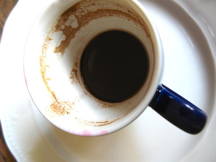 ...black coffee...photo: olympia krasagaki
