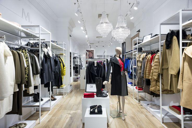Fashion store lighting, Track Light & Rail Lighting, MOLTON, Track Light Citizen / LED Pull Out Downlight Citizen