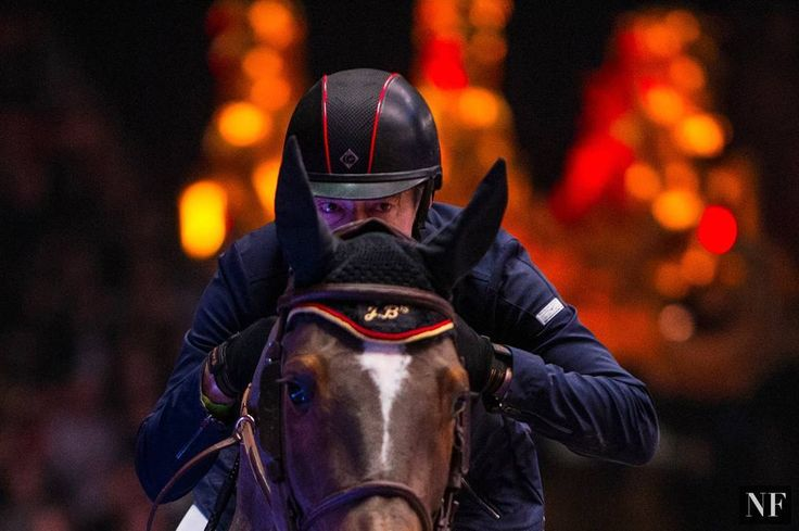 Michael Whitaker &JB's Hot Stuff #Equiport #Equestrian