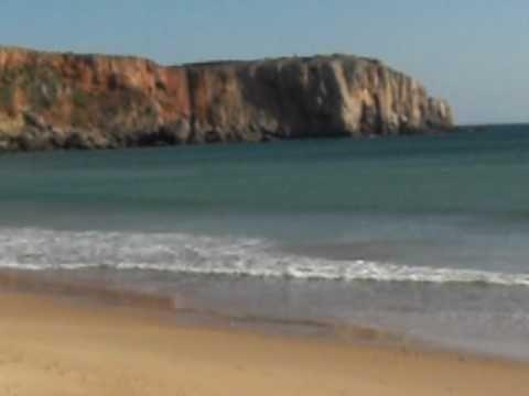 Sagres praia da mareta