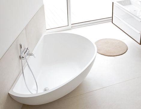 Pi di 25 fantastiche idee su vasche da bagno su pinterest - Vasche da bagno piccole ...
