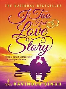 I Too Had a Love Story - by Ravinder Singh