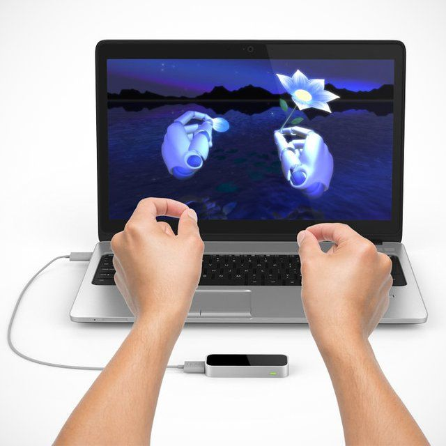 Fancy - LEAP Motion Control Device