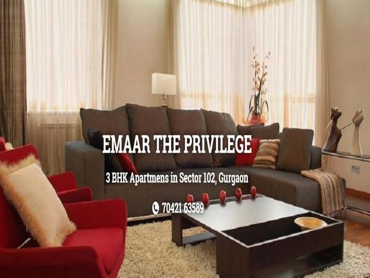 Emaar The Privilege Awesome Residential Apartments