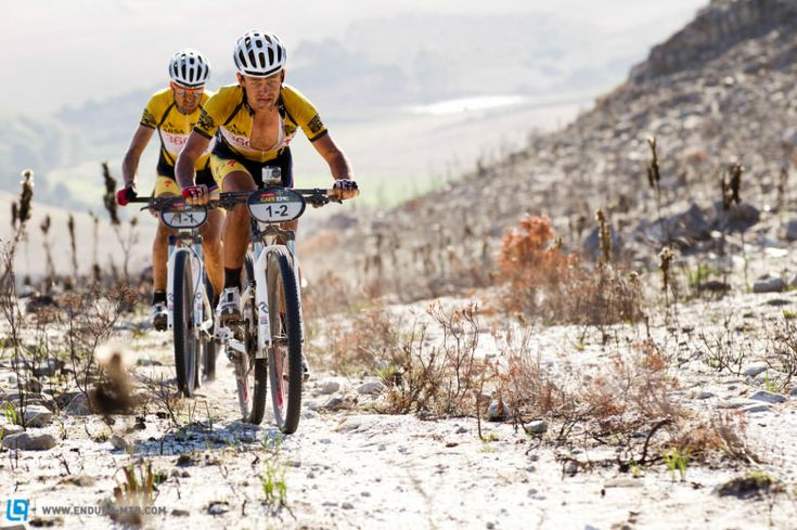 Absa Cape Epic 2012 Stage 4 Caledon