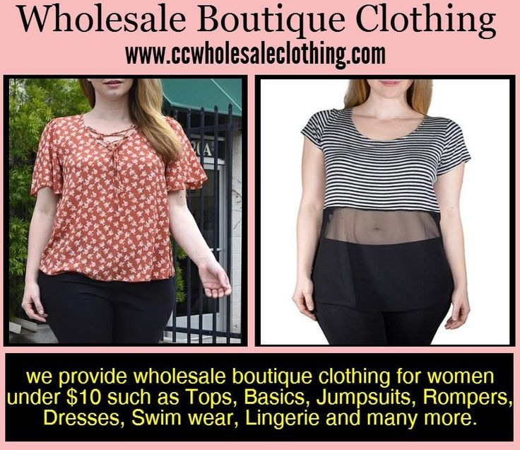 top wholesale boutique clothing