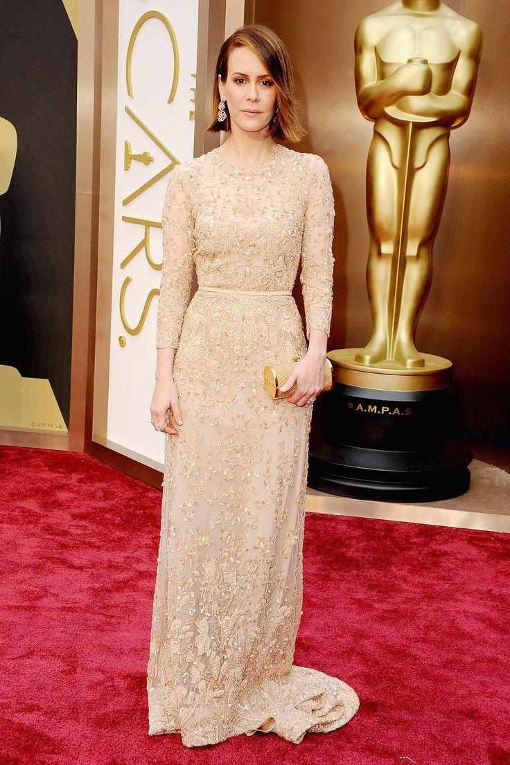 The Oscars 2014: Sarah Paulson