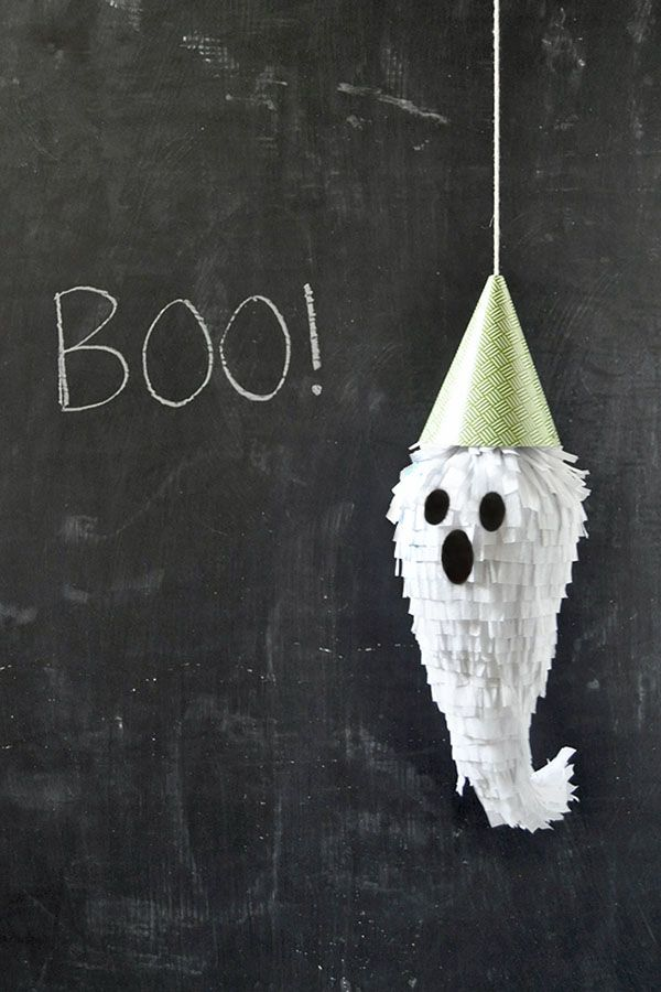 Ghost Piñata - GoodHousekeeping.com
