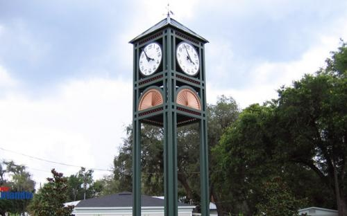 Longwood, FL clock tower: Fl Clocks, Clocks Towers