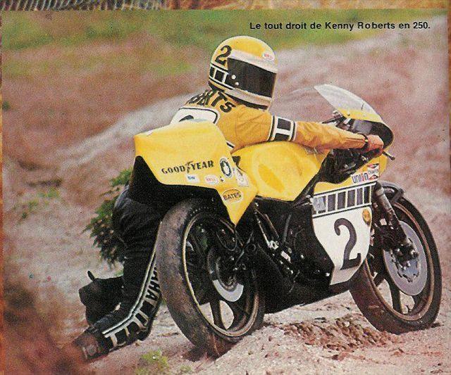 kenny roberts TZ250 assen1978