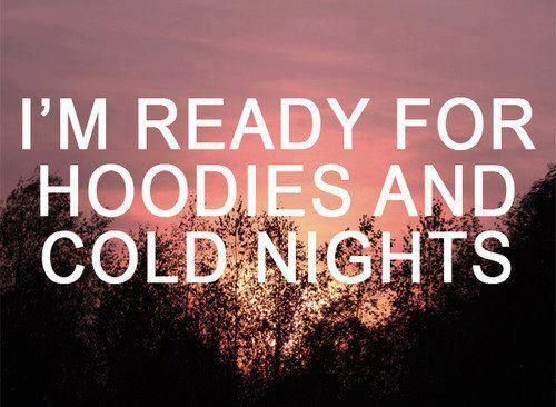 and scary movie nights with that special person ;)