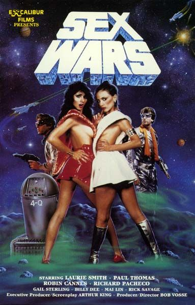The Greatest Science Fiction Porn Movies of All Time: 1961