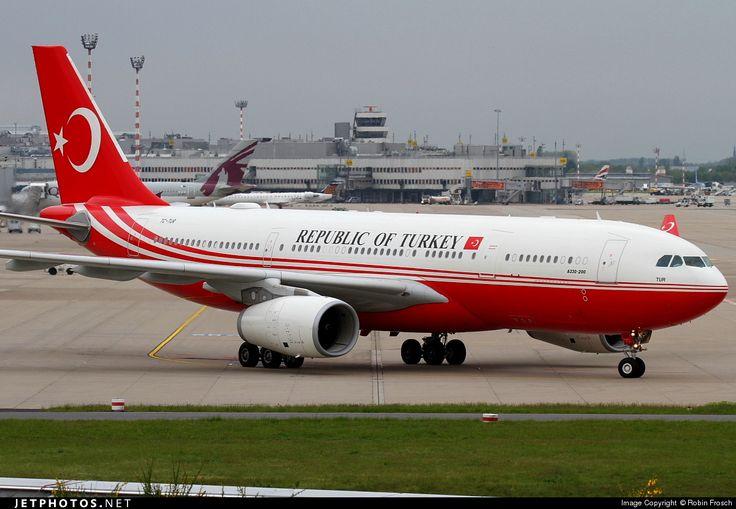 Turkey - Government TC-TUR - Airbus A330-243