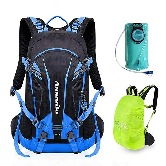a3a3584da5 ANMEILU 20L Hydration Backpack