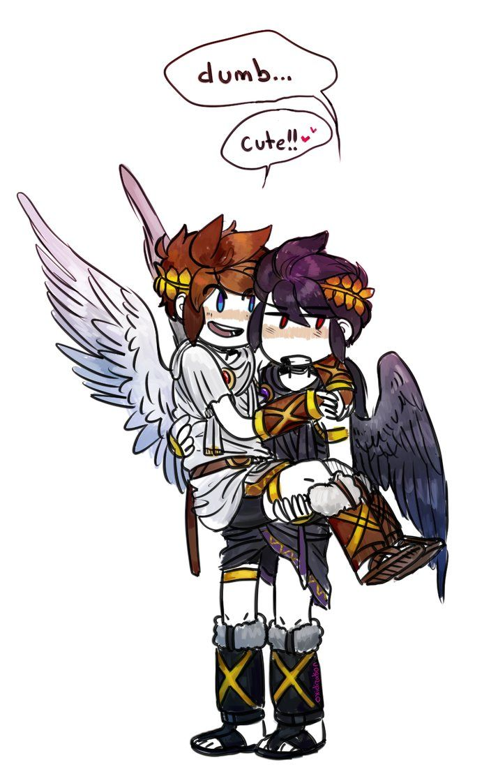118 Best Kid Icarus Images On Pinterest