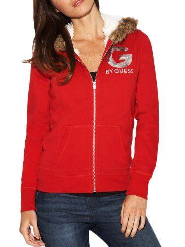 G by GUESS Women's Fay Faux Fur-Trim Hoodie, VARSITY RED (XS) G by GUESS http://www.amazon.com/dp/B00F9D8SFM/ref=cm_sw_r_pi_dp_D8a-tb1FSRNPW