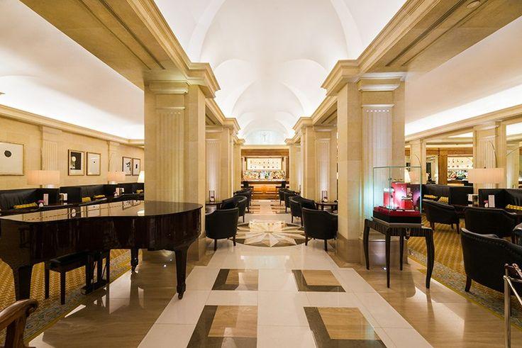 Villeroy & Boch equipa los baños de las habitaciones del Hotel Majestic, un lujoso hotel de 5 estrellas situado en el Paseo de Gracia, desde 1918 #Hotel #HotelMajestic #lujo #Barcelona #PaseodeGracia #Baño #wellness #salon