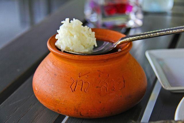 Jedna lžička rýže každý den vás detoxikuje na dalších pár měsíců
