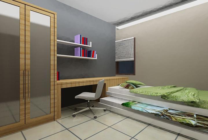 1 st. Floor Kids Room    Read Our Blog http://ambong.com/Blog/review/membeli-rumah-dengan-panorama-perbukitan-yang-berhawa-sejuk-dan-tidak-jauh-dari-pusat-kota-2/