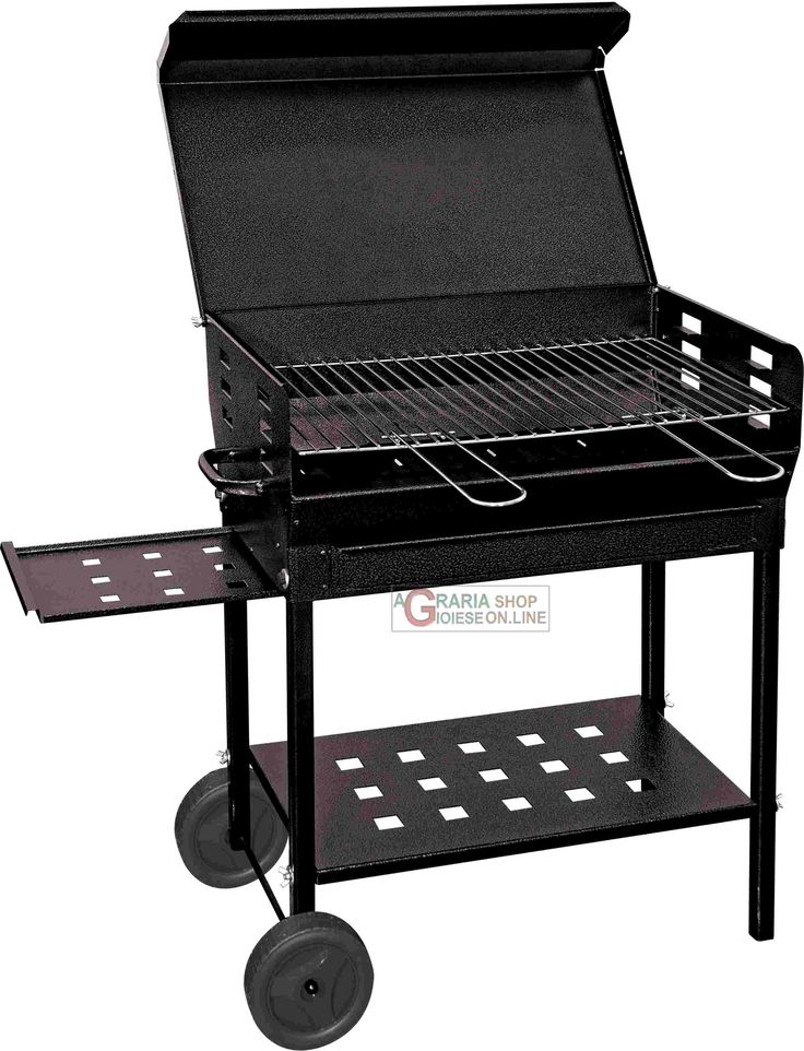 BARBECUE A CARBONE POLIFEMO ROBUSTO CM. 40x70x95h. http://www.decariashop.it/barbecue-a-carbone/1006-barbecue-a-carbone-polifemo-robusto-cm-40x70x95h.html