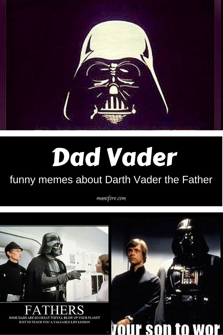 darth vader father's day lego