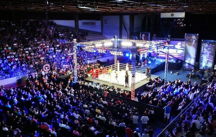 WGP Kickboxing e Globosat fecham transmissão no Canal Combate