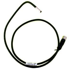 http://www.termometer.se/Handinstrument/Inspektionskamera/Endoskopkamera-45mm-diameter-och-2m-langd.html  Endoskopkamera 4,5mm diameter och 2m längd  Kamerasond 4,5 mm diameter och längd 1 m. Kan kopplas till 58-8807AL1,  58-8807AL2, 58-8803AL och 58-8803AJ.