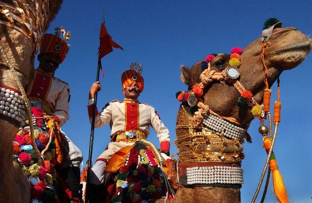 8 of the Quirkiest Festivals in India: Jaisalmer Desert Festival