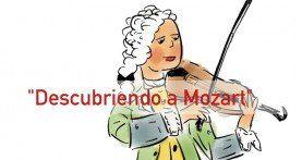 """""""Descubriendo a Mozart"""", iBook para conocer y escuchar a Amadeus"""