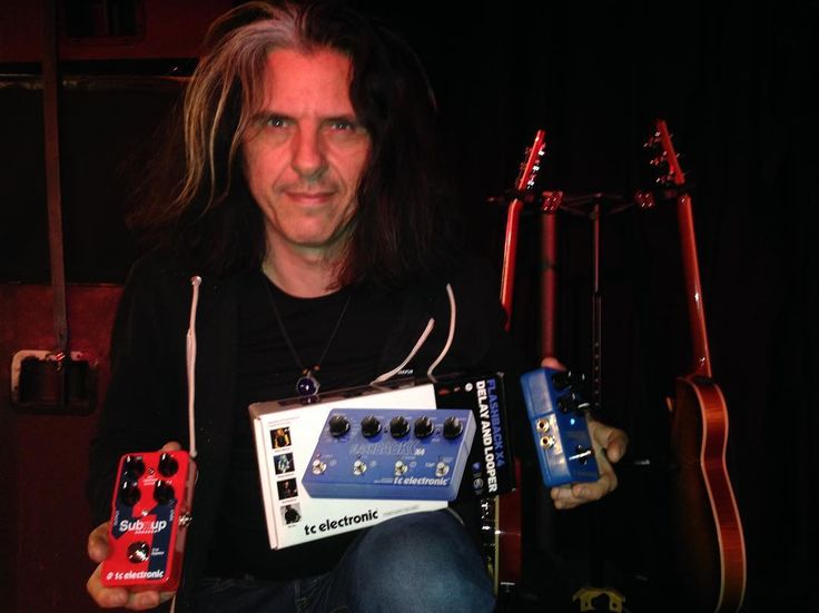 "189 kedvelés, 3 hozzászólás – Alex Skolnick (@alexskolnick) Instagram-hozzászólása: ""‪Very nice crowd in Denmark last night & special thx 2 the fine Danish pedal brand @tcelectronic…"""