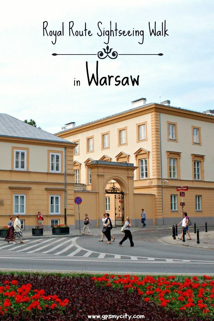 Thrill to the many architectural highlights of a walk in Warsaw's city center district. The Royal Route is a must, and delights with its series of old royal residences, parks and churches.