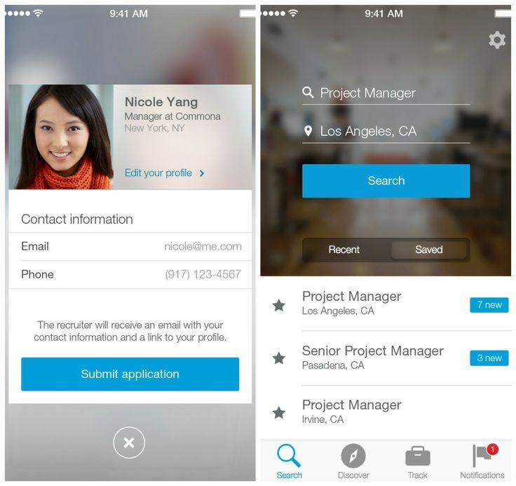 35 best Internal Job Posting Board images on Pinterest Job - best job search apps