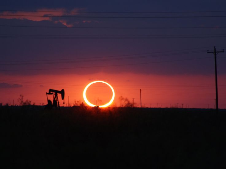 """Eclipse"" near Midland, Texas"